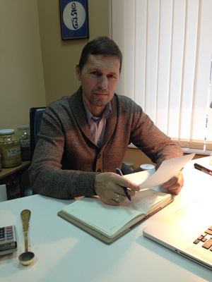 Пильнов Алексей Игоревич - врач тибетской медицины, руководитель клиники тибетской медицины Арура